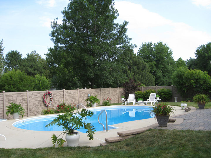 Simulated Stone Vinyl Fencing Toronto Page 3 Wholesale