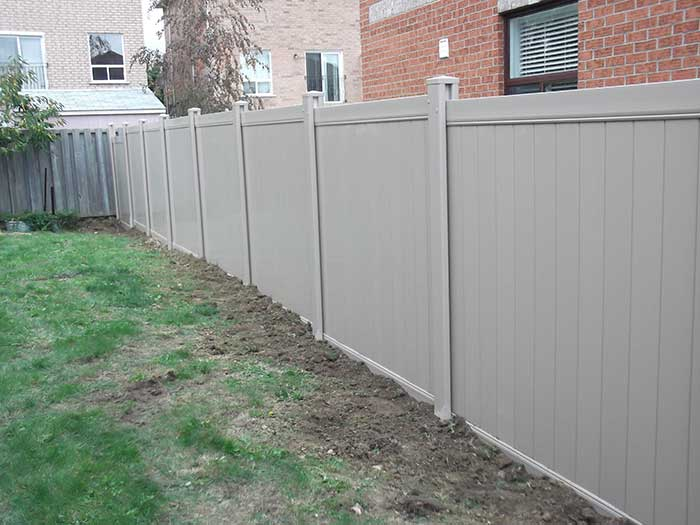 Full-Privacy-Vinyl-Fencing-Installations-in-Markham by Fence Direct