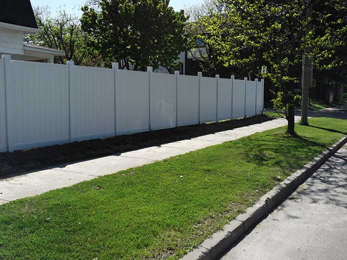 Privacy-Vinyl-Fencing-Installation-in-Burlington by wholesalefence.ca