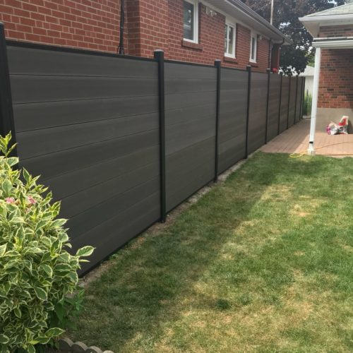 Aluminum Composite Fence